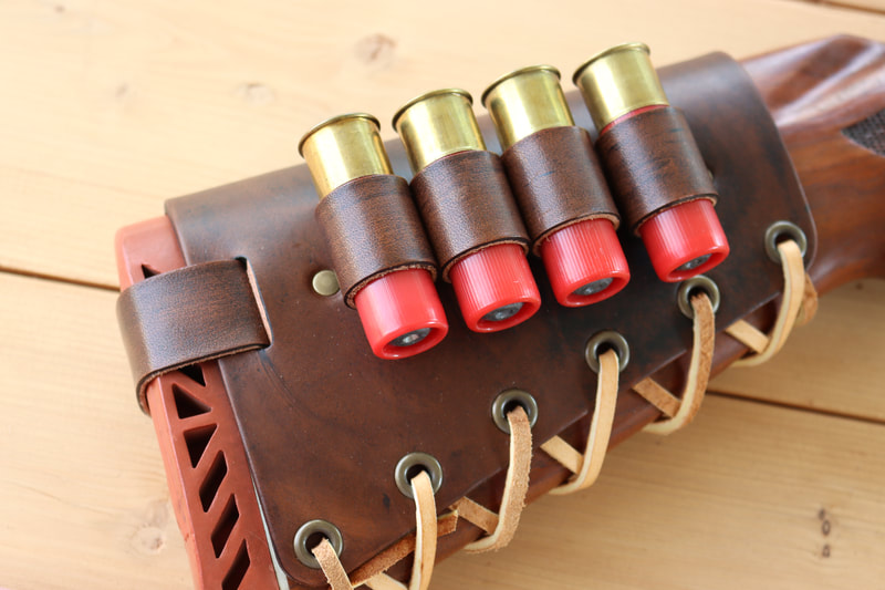 Picture of shotgun shell cuff