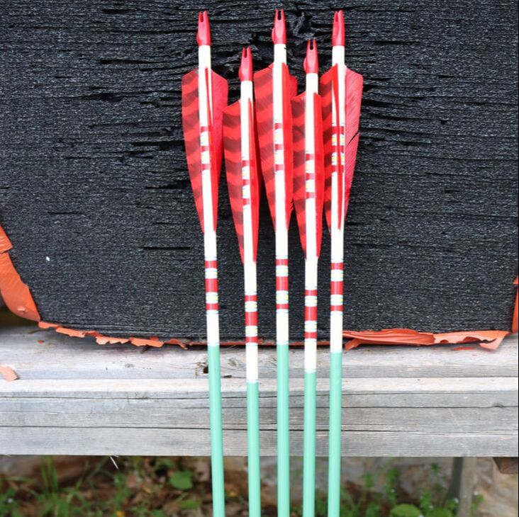 Picture wood arrows